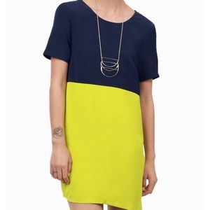 Tobi - Color Block Dress